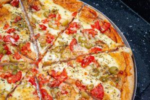 Pizza delivery en Barcelona